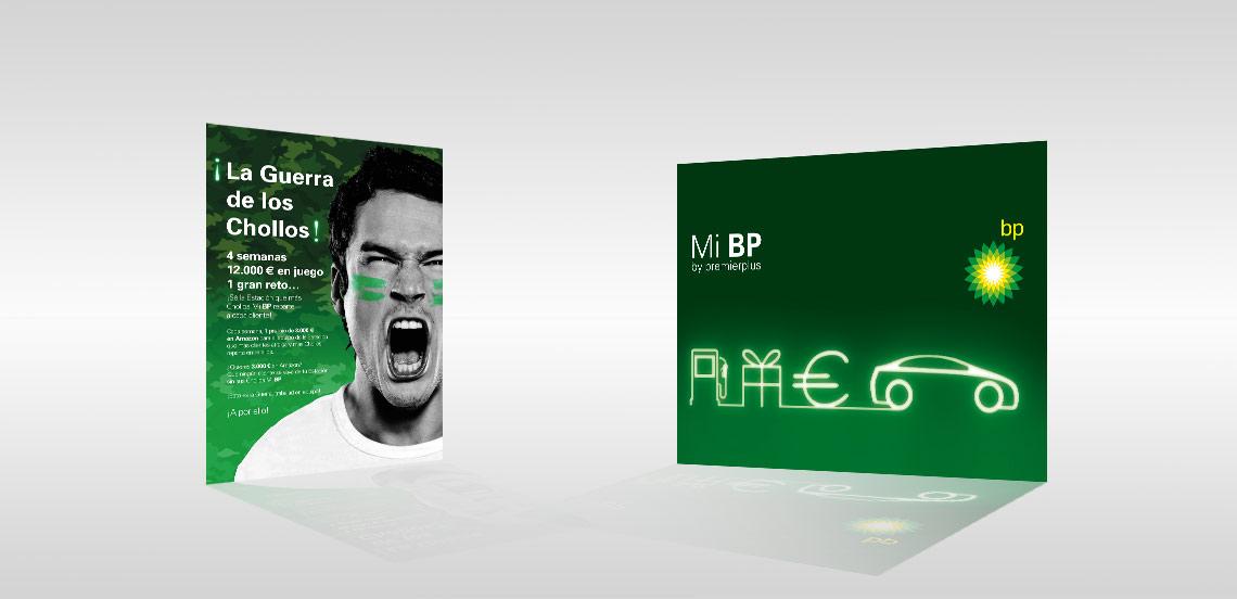 BP. Adapt. Carteles