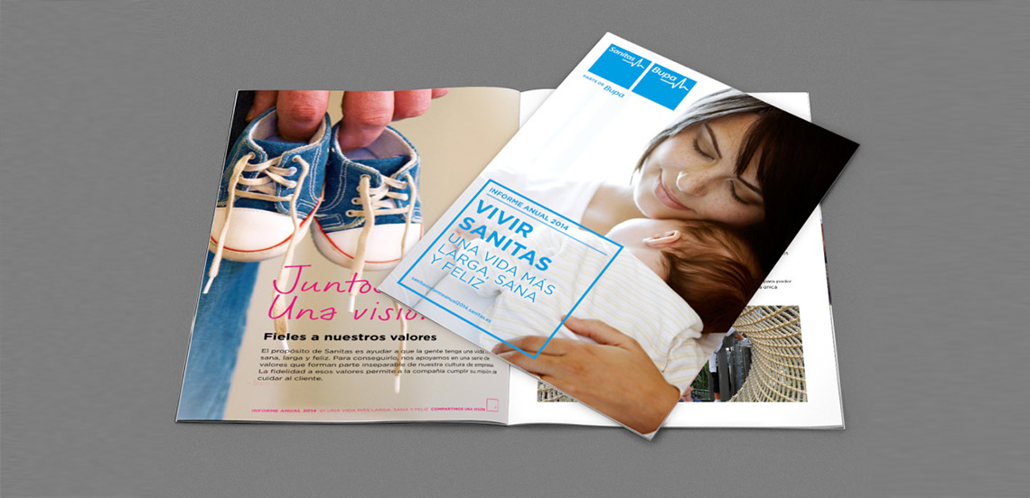SANITAS. Informe anual 2014